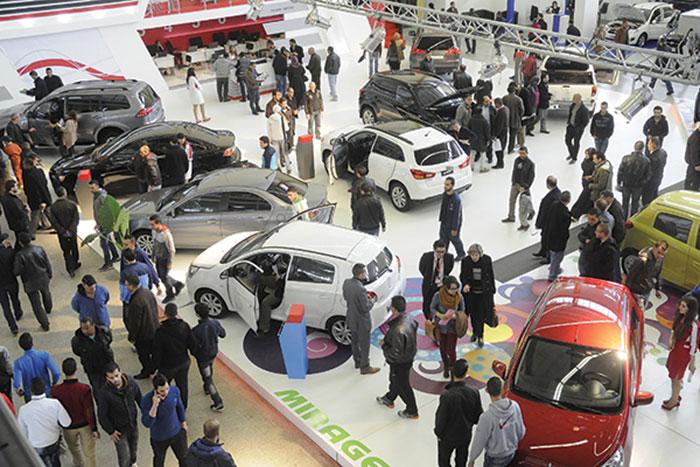 استعمال السيارات في الجزائر