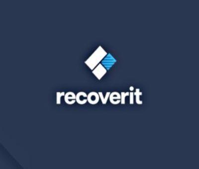 برنامج recoverit