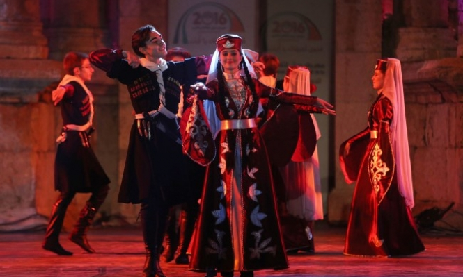 الفلكلور العربي