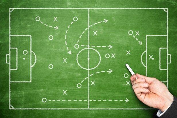 الإستراتيجية في الرياضة